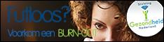 Stichting gezondheid Nederland promotie banner Burn-Out 234x60