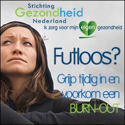 Stichting gezondheid Nederland promotie banner Burn-Out 250x250