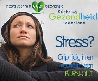 Stichting gezondheid Nederland promotie banner Burn-Out 336x280