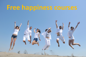 Get your FREE Happiness courses Now